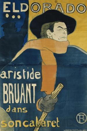 Eldorado, Aristide Bruant, 1892