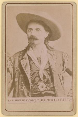 William F Cody, Buffalo Bill