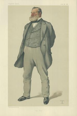 Alderman Robert Nicholas Fowler