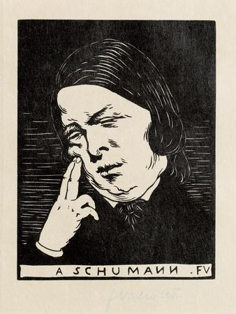 A Schumann, 1893