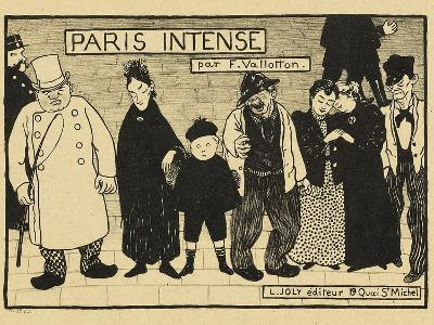 Paris Intense, 1893-94