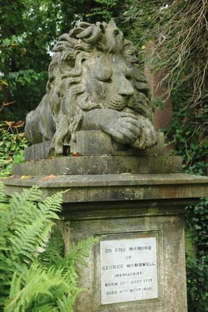 Lion, Highgate West