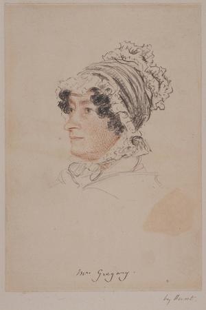 Mrs Hannah Gregory