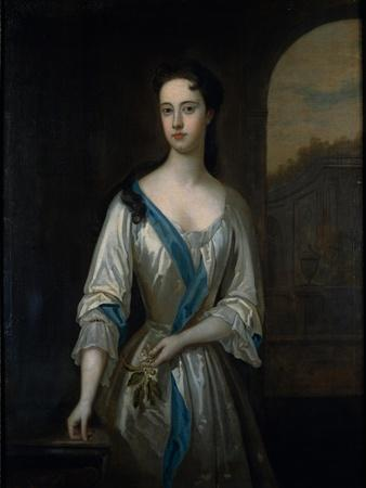 Portrait of Dorothy Savile, Countess of Burlington