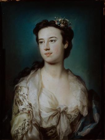 Portrait of Lady Dorothy Boyle, Countess of Euston