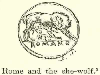 Rome and the She-Wolf