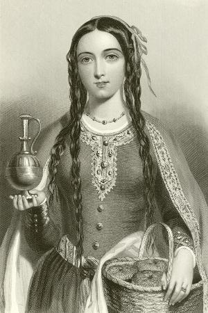 Matilda of Scotland, Queen of King Henry I