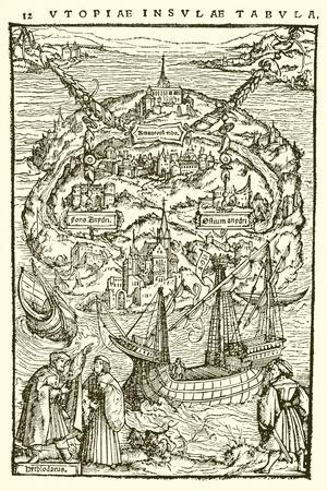 Plan of Utopia