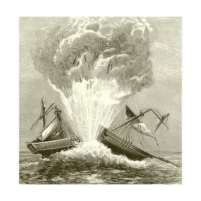 The First Torpedo, 1805