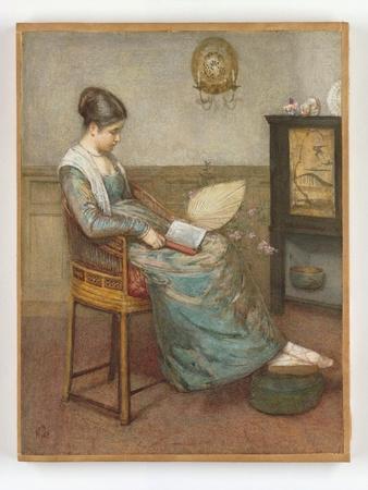 Meditation, 1875
