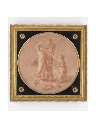 A Sacrifice to Pan, Print Made by William Wynne Ryland, 1776