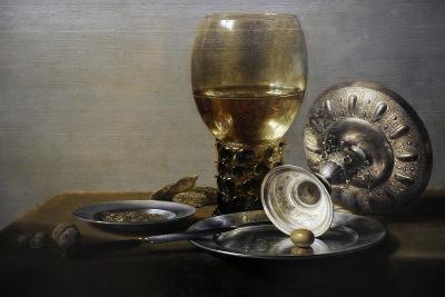 Pieter Claesz (C. 1597-1660). Dutch Golden Age Still Life Painter. Still Life, C. 1635. Oil on…