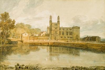 Stonyhurst Hall, 1799