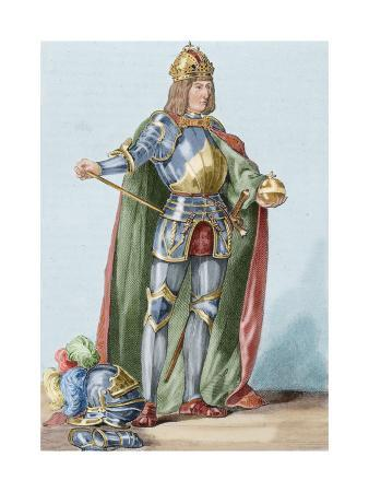 Maximilian I (1459-1519). King of the Romans (Also known as King of the Germans) from 1486 and…