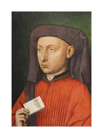 Portrait of Marco Barbarigo, C.1449-50