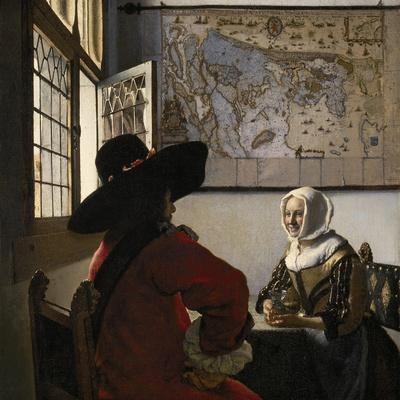 Amorous Couple, C.1657-58
