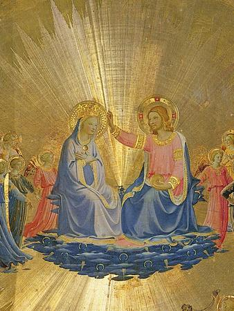 The Coronation of the Virgin, C.1440