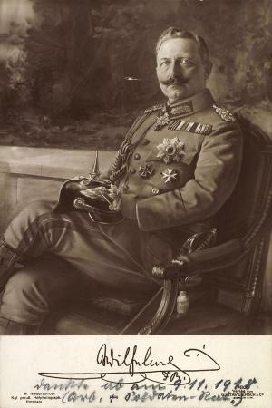 Ak Kaiser Wilhelm II. Von Preußen, Liersch 7800
