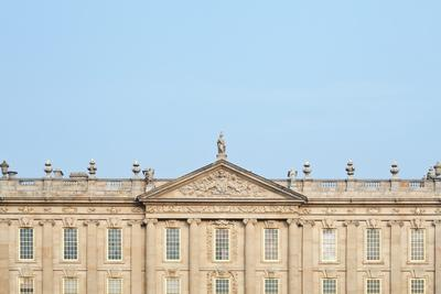 West Front, Chatsworth House, Derbyshire