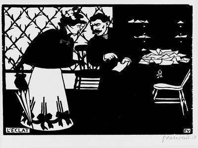 L'Eclat, 1898