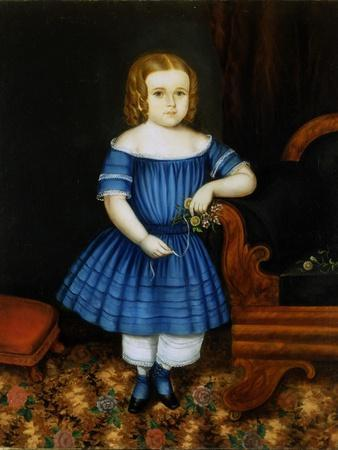 Portrait of Nancy Riley