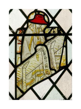 Window N3 Depicting St Jerome