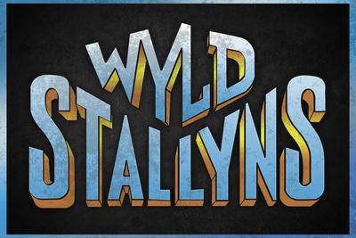 Wyld Stallyns Movie Music Plastic Sign