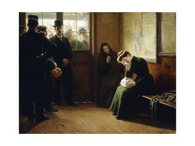 Departure of Prisoners; Depart de Prisonniers
