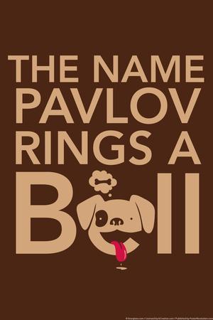 Pavlov Snorg Tees Plastic Sign