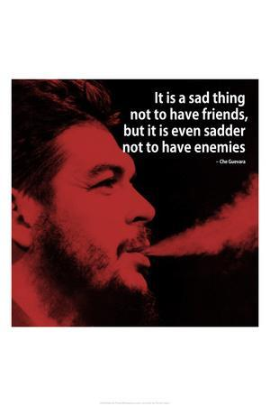 Che Guevara Quote iNspire 2 Motivational Plastic Sign