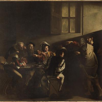 The Calling of St Matthew