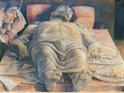 Christo in Scurto (the Foreshortened Christ Or the Dead Christ)