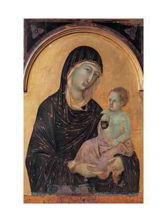 Altar frontal No. 28: Madonna and Child