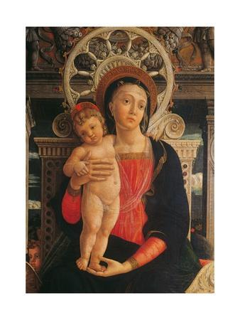 Holy Conversation, San Zeno Altarpiece