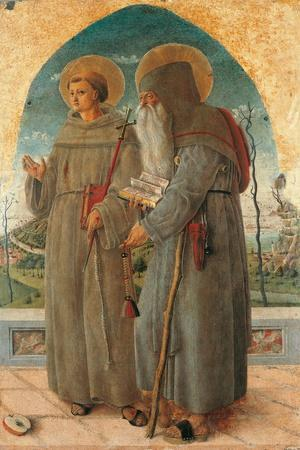 St. Francis and St. Anthony Abbot