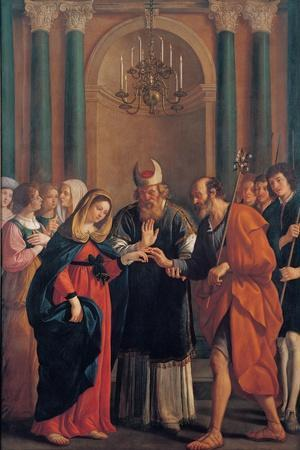 Marriage of the Virgin Mary