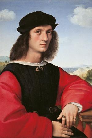Portrait of Agnolo Doni