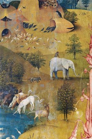 Garden of Earthly Delights-The Earthly Paradise