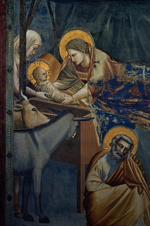 Life of Christ, the Nativity in the Stable