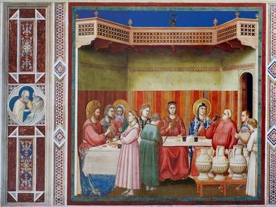Life of Christ, The Wedding at Cana