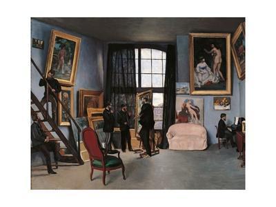 Artists Studio, Rue de la Condamine