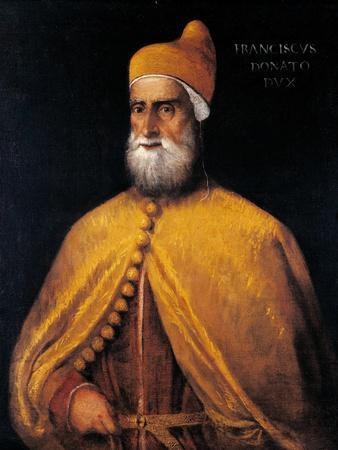 Portrait of Doge Francesco Don