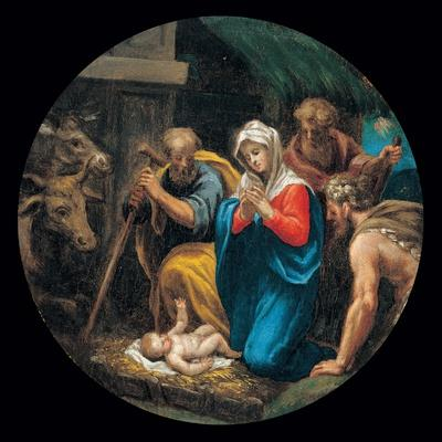 Mysteries of the Rosary, The Nativity