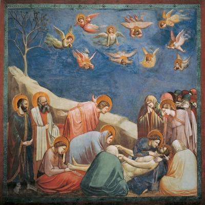 Stories of the Passion, Mourning over Dead Christ
