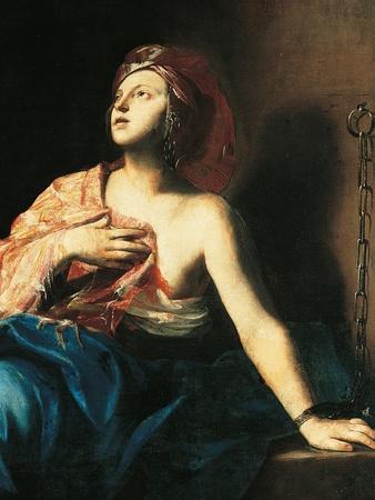 St. Agatha in Prison