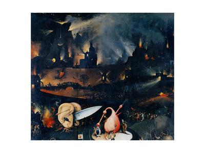 Garden of Earthly Delights-Hell Music