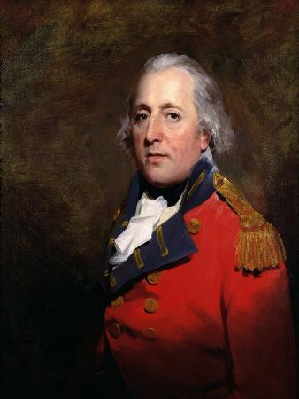 Portrait of Major Alexander Stewart