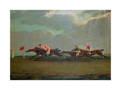Racing at Cheltenham, 1826