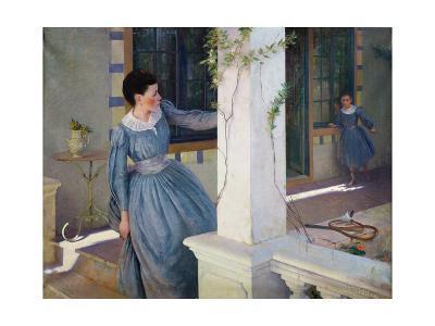 Hide and Seek, 1890