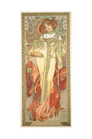 The Seasons: Autumn, 1900